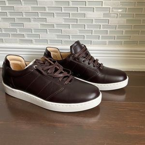 NWT WANT Les Essentiels Lennon Leather Sneakers